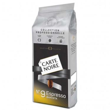 Café en Grains Carte Noire n°9 Espresso Barista - 1 Kg