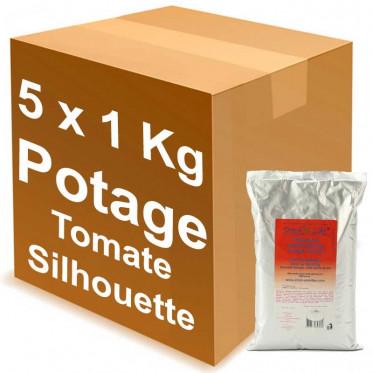 Potage Instantané Distributeur Automatique Drink'n Like Soupe Tomate Silhouette - 5 Kg