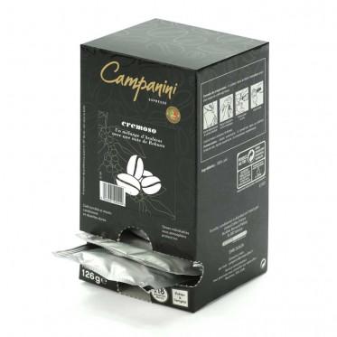 Dosette ESE Campanini Espresso Cremoso x 18