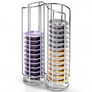 Distributeur Capsules Tassimo - 32 T-Discs