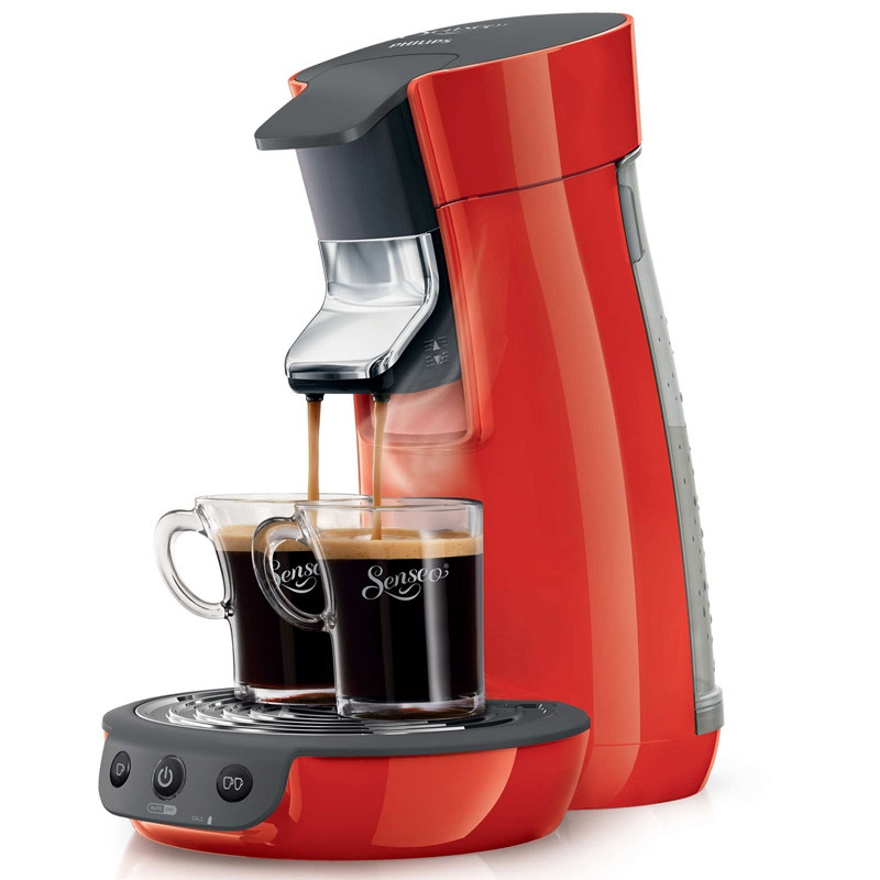machine dosettes souples senseo viva caf rouge 3. Black Bedroom Furniture Sets. Home Design Ideas