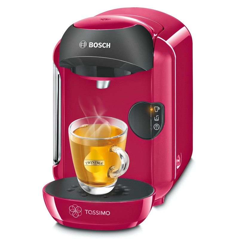 machine tassimo vivy rose fushia bosch tas1251 coffee. Black Bedroom Furniture Sets. Home Design Ideas