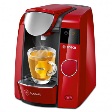 Machine Tassimo Joy Rouge et Chrome : Bosch TAS4503
