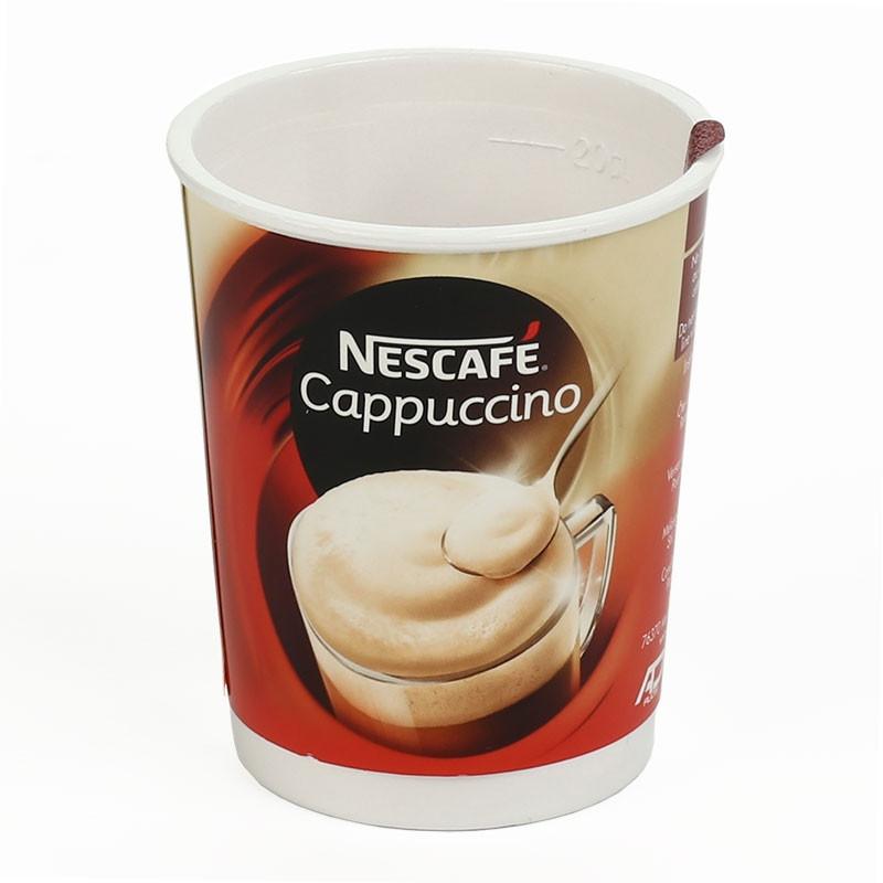 gobelet pr dos premium nescaf cappuccino 10 boissons. Black Bedroom Furniture Sets. Home Design Ideas