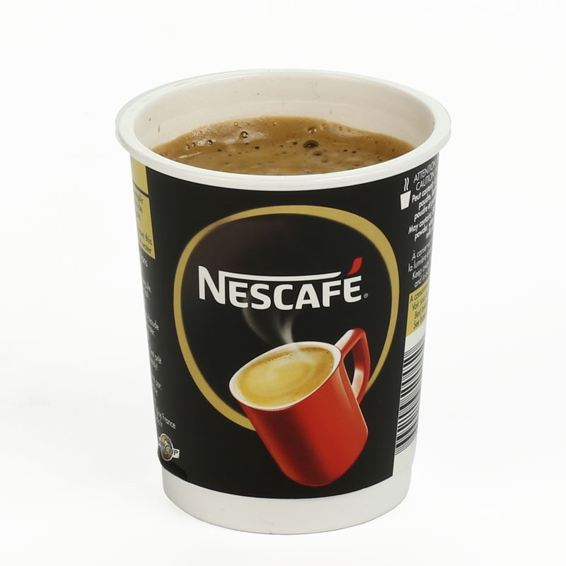 gobelet pr dos premium nescaf espresso pur arabica non sucr 10 boissons. Black Bedroom Furniture Sets. Home Design Ideas