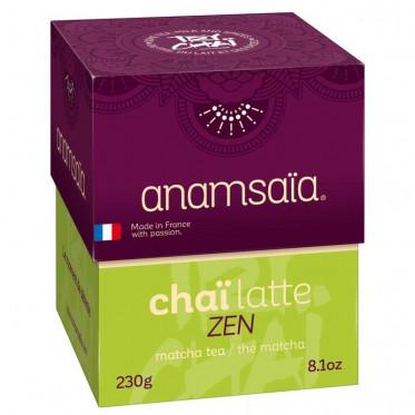 Chaï Latte Monbana Zen Thé Macha - 10 dosettes
