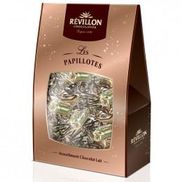 Pochette papillotes – Assortiment Chocolat au Lait 460gr