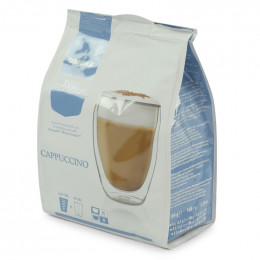 Capsule Compatible Dolce Gusto Gimoka Cappuccino - 8 boissons