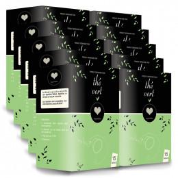 Capsule Lavazza Blue Compatible Inspiration Thé Vert - 10 boites - 150 capsules
