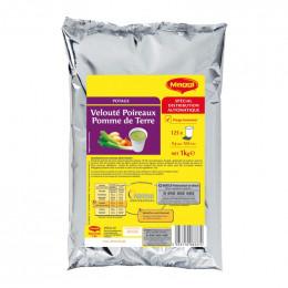 Potage Instantané Distributeur Automatique Maggi Poireaux Pomme de Terre - 1 kg