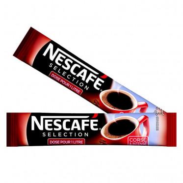 Café Soluble Nescafé Sélection - 50 dose-litre de 15 gr