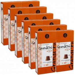 Capsules Nespresso Compatibles Grand Cru Chic - 12 paquets - 120 capsules
