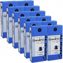 Capsules Nespresso Compatibles Grand Cru Tete-a-Tete - 12 paquets - 120 capsules