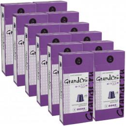 Capsules Nespresso Compatibles Grand Cru Oh La La - 12 paquets - 120 capsules