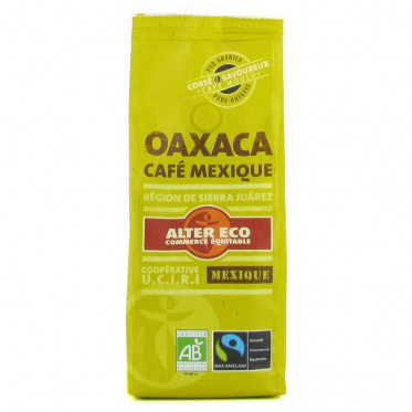 Café Moulu Alter Eco Mexique Oaxaca - 250 gr