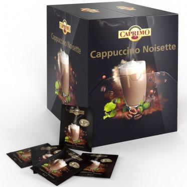 Café Gourmand Caprimo Cappuccino Noisette - 100 doses