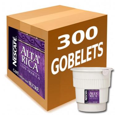 Gobelet Pré-dosé Café Nescafé® Alta Rica Sucré - 300 boissons