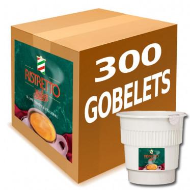 Gobelet Pré-dosé Café Nescafé® Ristretto Non Sucré - 300 boissons
