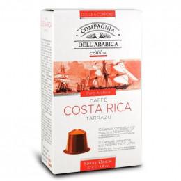 Capsule Nespresso Compatible Compagnia Dell'Arabica Costa Rica - 10 capsules