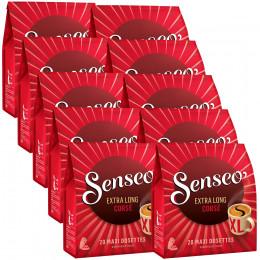 Dosette Senseo Corsé Extra Long 10 paquets - 200 maxi dosettes