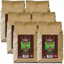 Café en Grains Jacques Vabre Origine Brésil - 3 kg