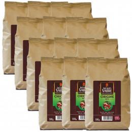 Café en Grains Jacques Vabre Origine Brésil - 6 kg
