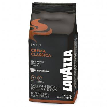 Café en Grains Lavazza Expert Crema Classica - 1 Kg