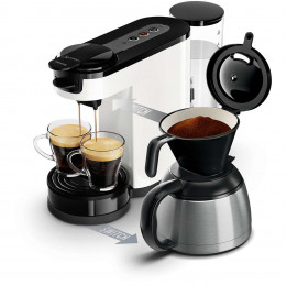 cafeti re senseo philips machine caf quadrante senseo. Black Bedroom Furniture Sets. Home Design Ideas