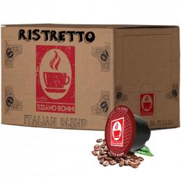Capsule Lavazza Blue Compatible Caffè Bonini Ristretto - 100 capsules