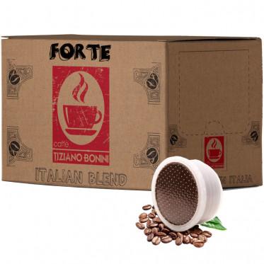 Capsule Lavazza Espresso Point Compatible Café Forte - 50 capsules - Caffè Bonini