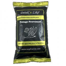 Potage pour distributeur automatique Drink'n Like Soupe Provençale 1 kg