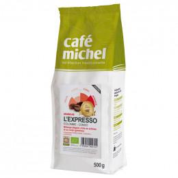 Café en Grains L'Expresso - Café Michel - 1 kg