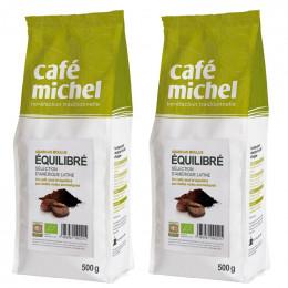 Café Moulu Melange Équilibré - Café Michel - 1 kg