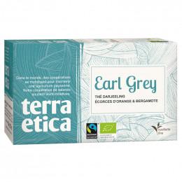Thé Earl Grey - Origine Inde - Terra Ética - 20 sachets