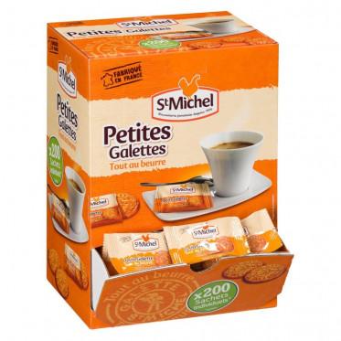 Biscuits pour café Petites Galettes St Michel Pur Beurre x 200