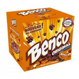 Capsules Dolce Gusto Compatible chocolat Benco - 16 capsules