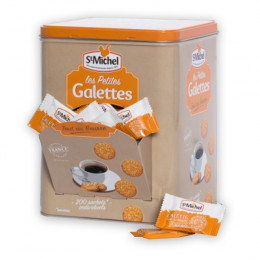 Biscuits Petites Galettes Saint Michel Pur Beurre X 400
