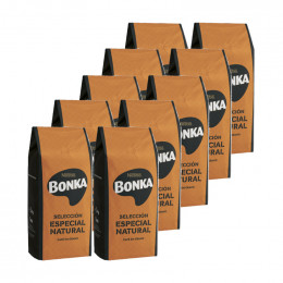 Café Grains Distributeur Nestlé Bonka Seleccion Especial Natural - 1 Kg