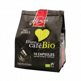 Capsules Nespresso compatible Elsass Café – Café Henri – Par 10
