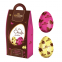 Assortiment d'Oeufs en Chocolat Pralinés Noir et Lait de Pâques - 150g - Révillon
