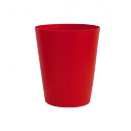 Gobelet réutilisable 10 cl - Rouge - par 10