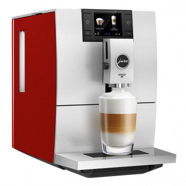 Machine à café en grains JURA - ENA-8 Sunset Red