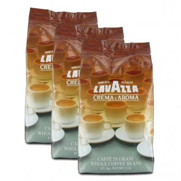Café en Grains Lavazza Crema & Aroma - 3 Kg