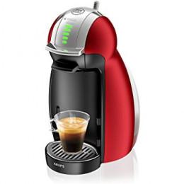 Machine Nescafé Dolce Gusto Krups - Genio Rouge Métal - YY1782FD