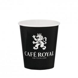 Gobelets en carton Café Royal 10 cl - Lot de 50