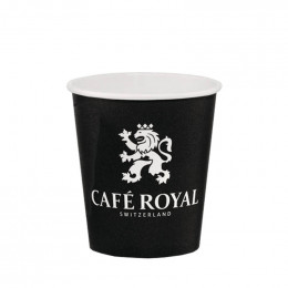 Gobelets en carton Café Royal 10 cl - Lot de 50