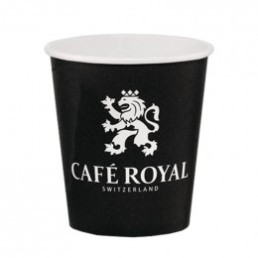 Gobelets en carton Café Royal 15 cl - Lot de 50