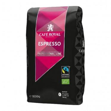 Café en Grains BIO - Café Royal - Espresso - 1 Kg